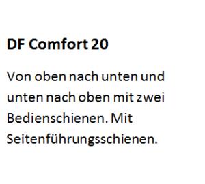 DF Comfort 10, DFComfort20, DF Comfort20, DFComfort 20, DFC 20, DF C 20, DF C20