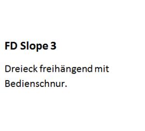 FD Slope 3, FDSlope3, FD Slope3, FDSlope 3
