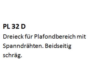 PL 32 D, PL32D, PL 32D, PL32 D