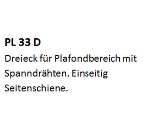 PL 33 D, PL33D, PL 33D, PL33 D