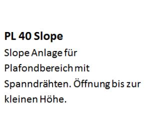 PL 40 Slope, PL40Slope, PL40 Slope, PL 40Slope
