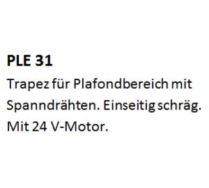 PLE 31, PLE31