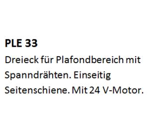 PLE 33, PLE33