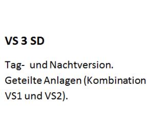 VS 3 SD, VS3SD, VS3 SD, VS 3SD